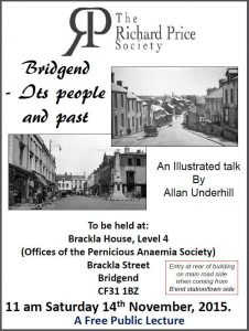Bridgend - Its people and past @ Offices of the Pernicious Anaemia Society