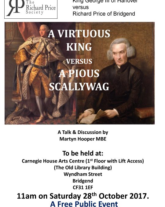 A virtuous king versus a pious scallywag